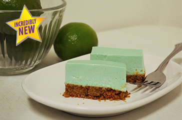 Seasonal Key Lime Cheesecake