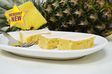 Seasonal Dessert Pineapple Bars