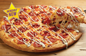 Seasonal Pizza Bacon Ranch