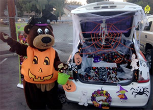 IncrediBear Halloween