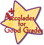 Accolades for good grades